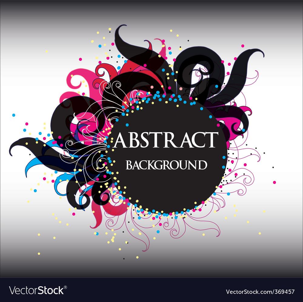 Vector background vector image