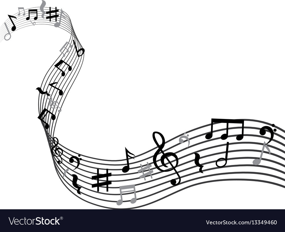 Music notes symbol royalty free vector image vectorstock music notes symbol vector image biocorpaavc Image collections