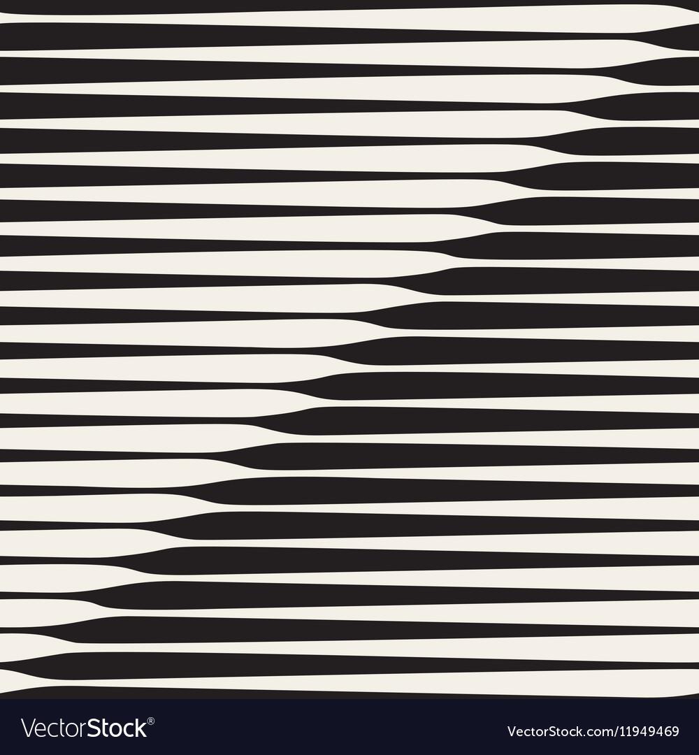 Seamless Black and White Diagonal Halftone vector image