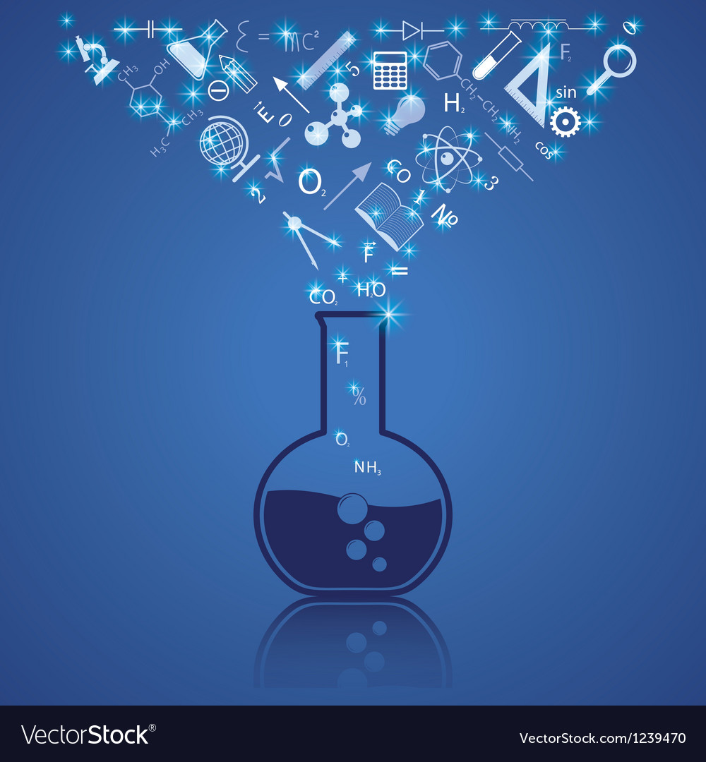 Knowledge vector image