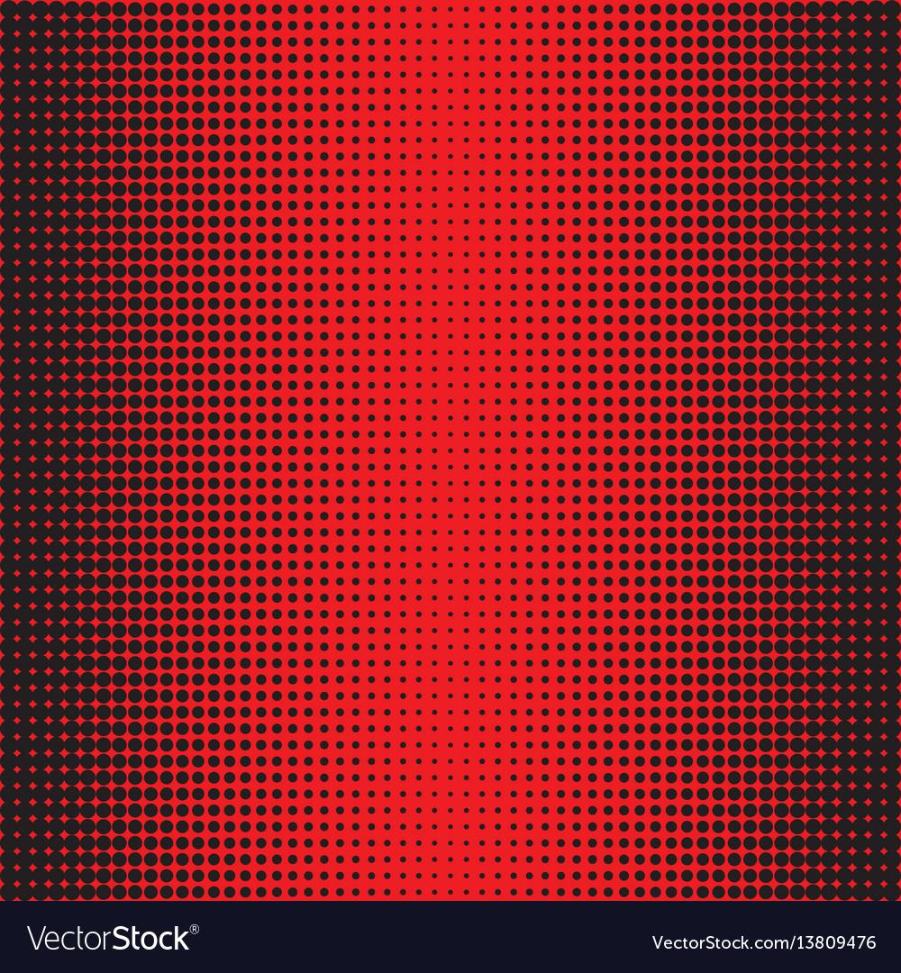 Halftone texture halftone dots halftone effect vector image
