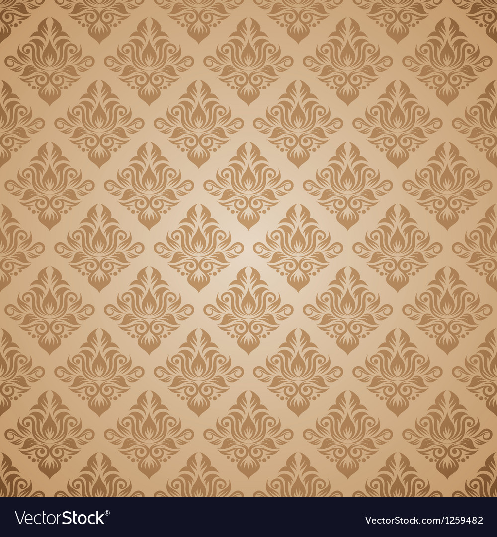Decorative-ornament-pattern vector image