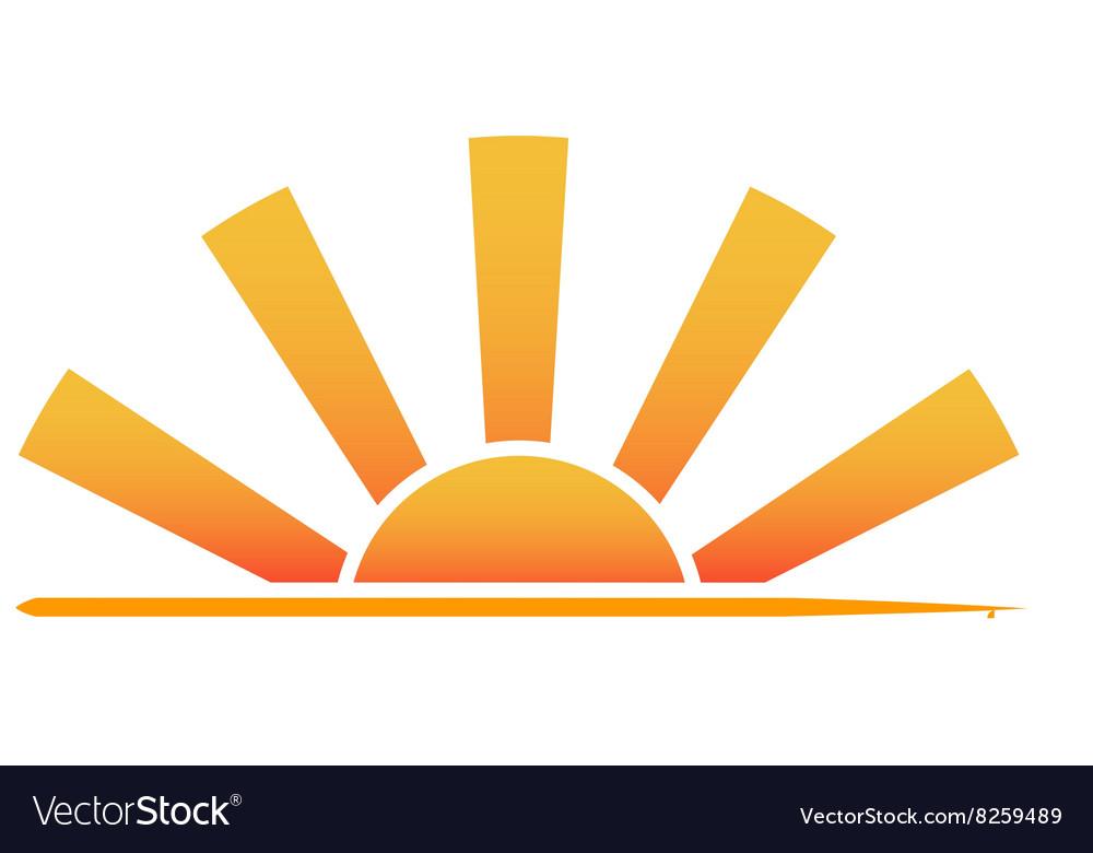 Sunrise-Logo-380x400 vector image