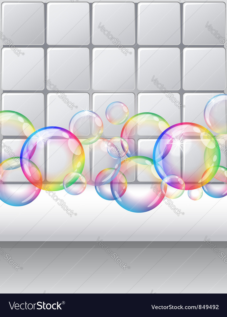 Bubble4 vector image