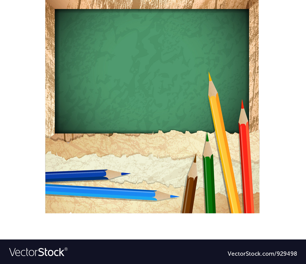 Education background Royalty Free Vector Image