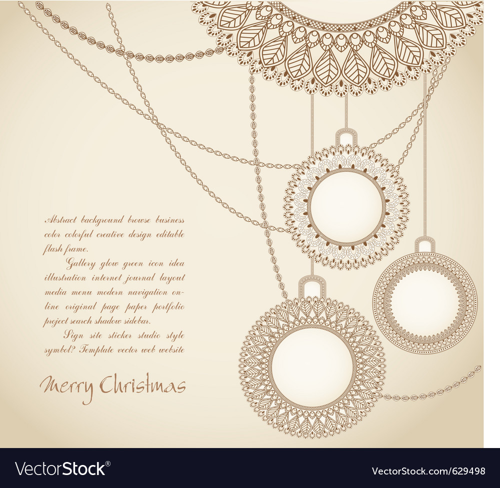 New years holiday vector image