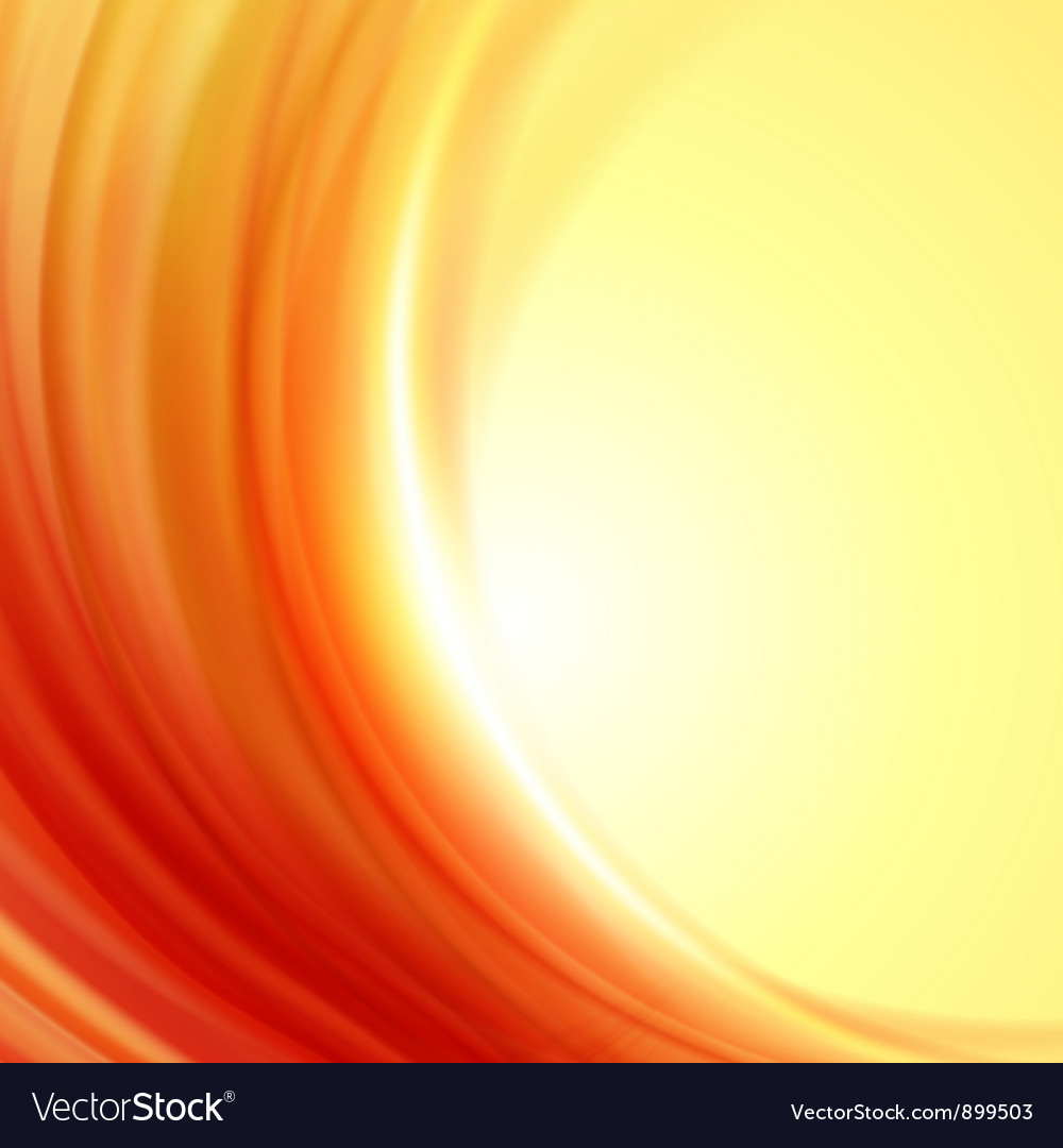 Abstract smooth lines background vector image