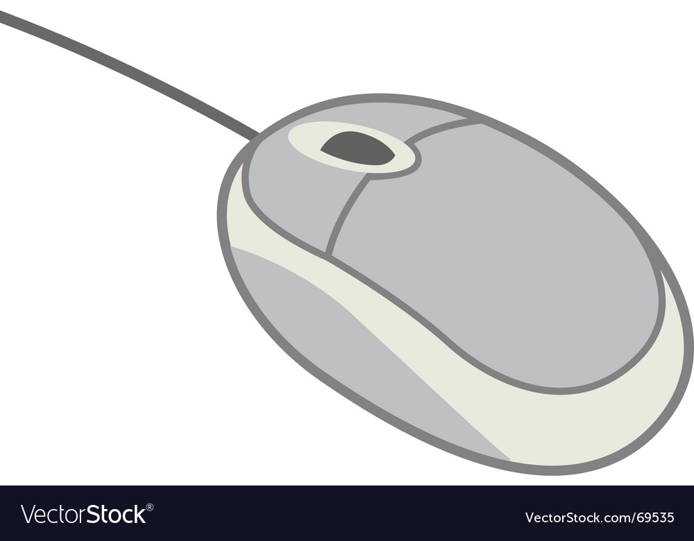 computer mouse vector clipart library