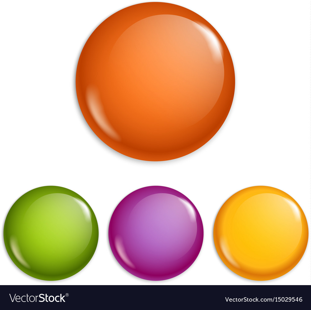 Different sale magnet buttons special offer vector image