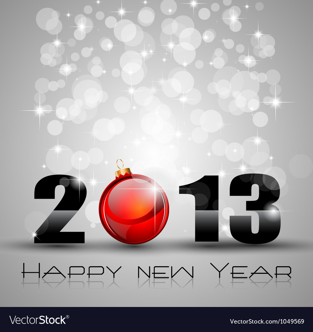 2012 header vector image
