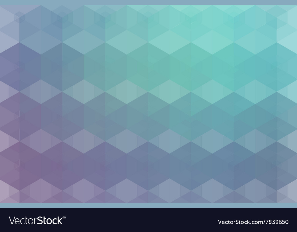 Abstract pixelated pattern multicolor background vector image