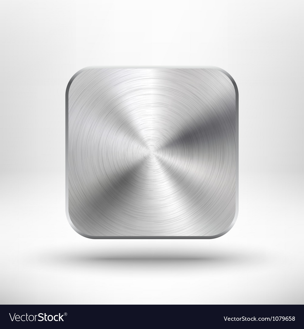 Technology app icon vector image