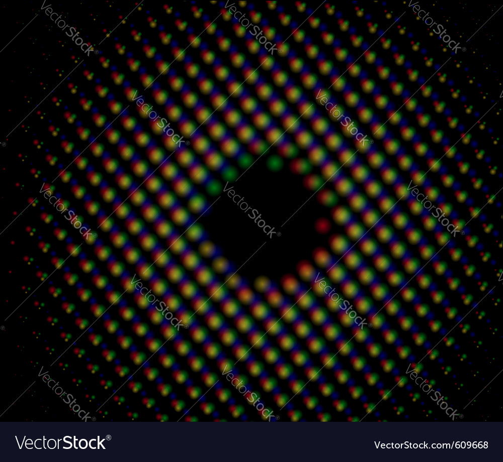 Blurry background - hue vector image