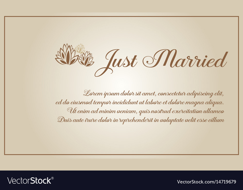Collection wedding invitation design background vector image collection wedding invitation design background vector image stopboris Images