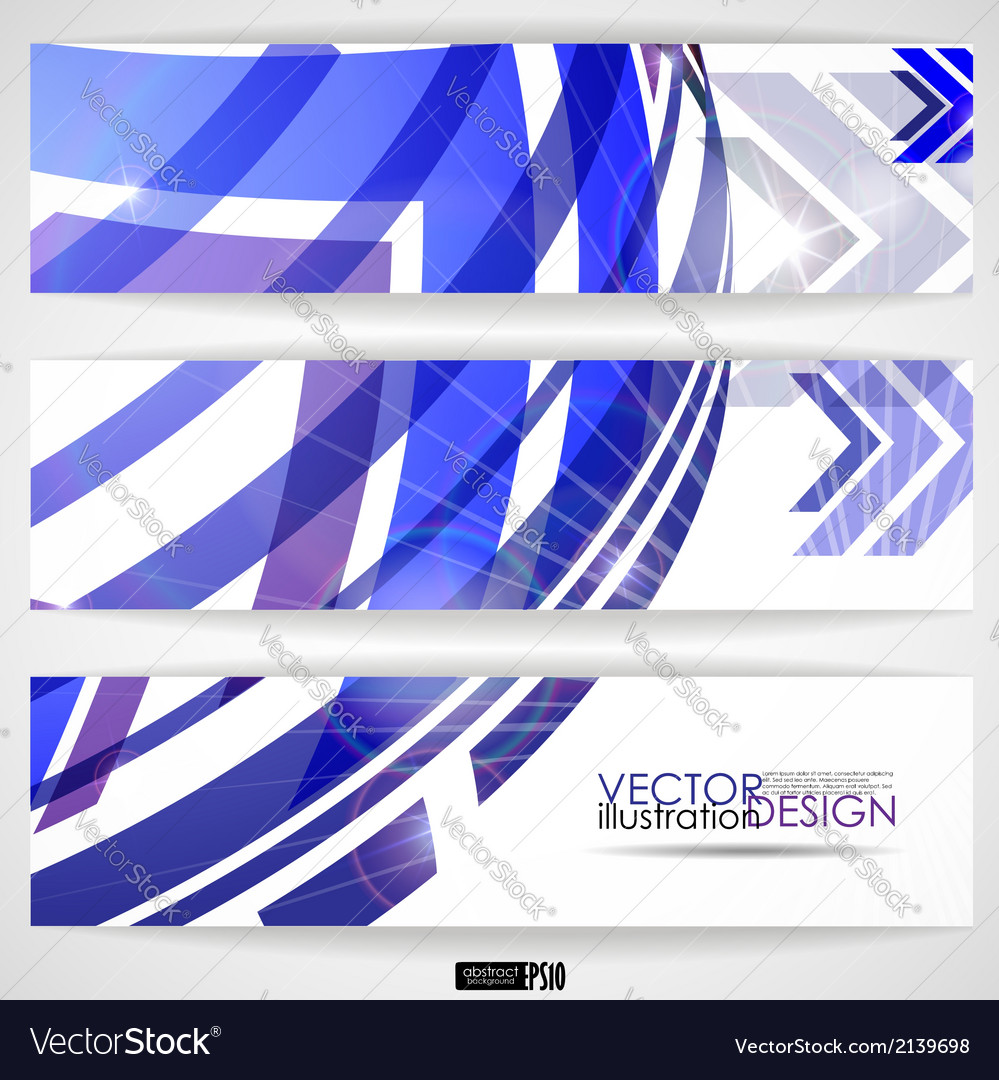 Arrow White Background With Place For Your Text Vector Image