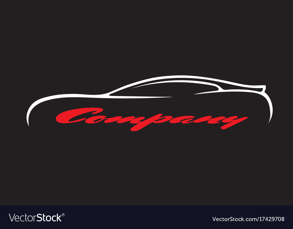 Car Symbols Silhouette Auto Company Dealer Vehicle
