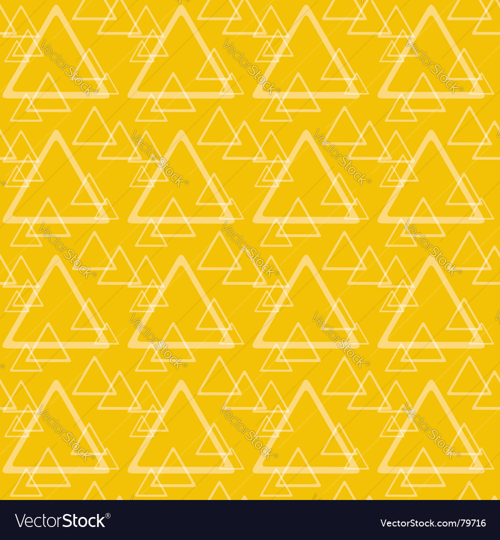 Triangles texture vector image