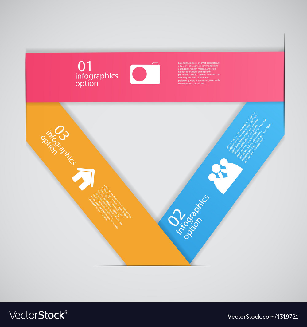 Infographic template business Vector Image