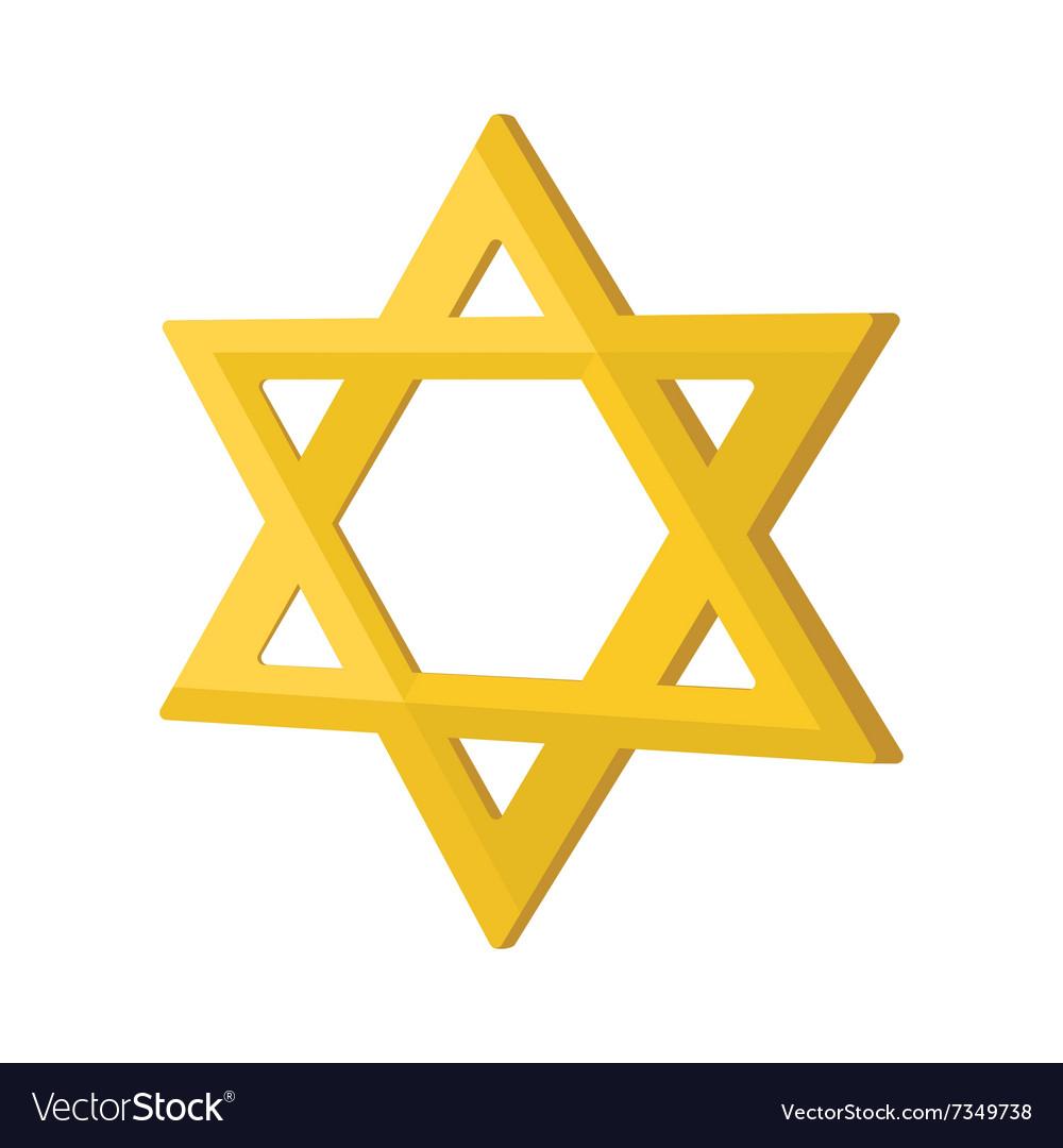 how to draw a jew star