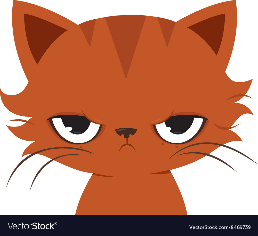 Gtumpy Cat Free Vector