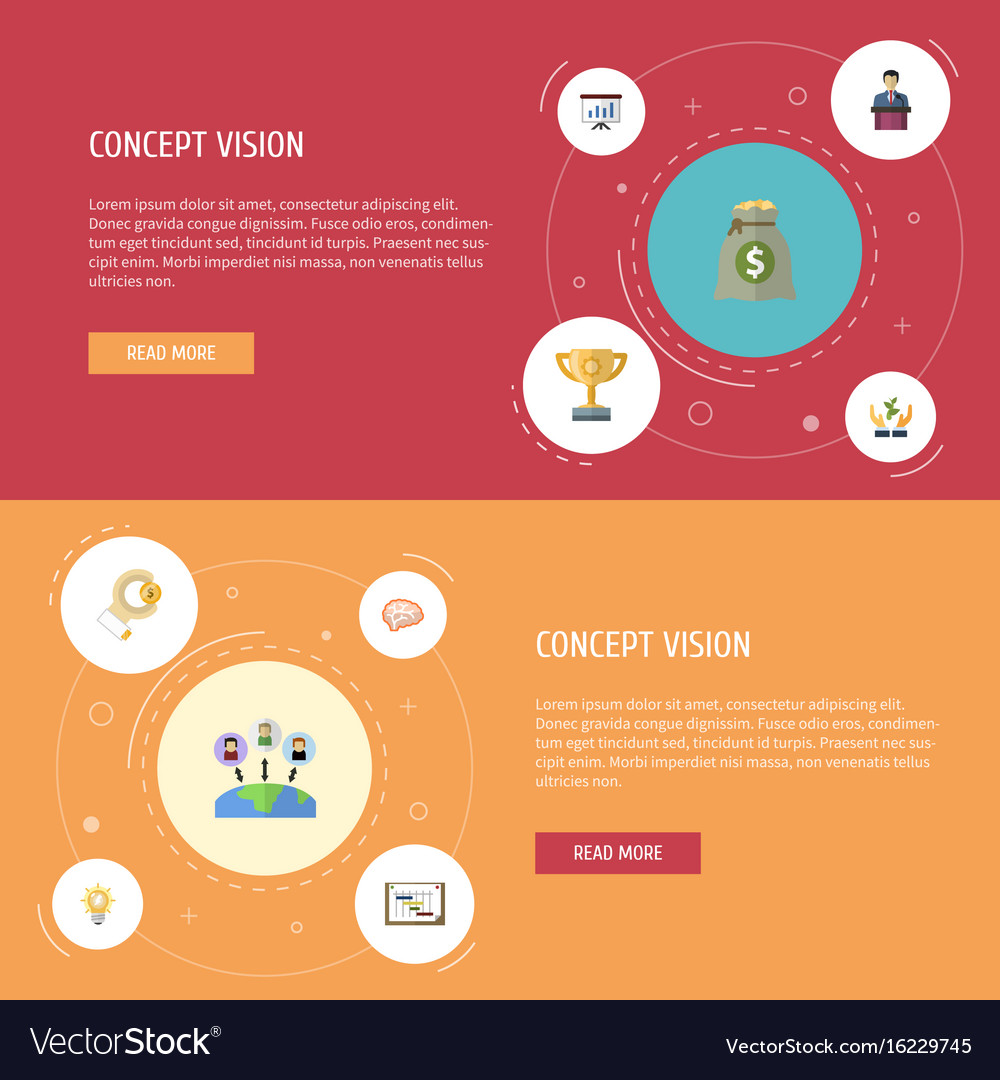 Flat icons coin championship help and other vector image