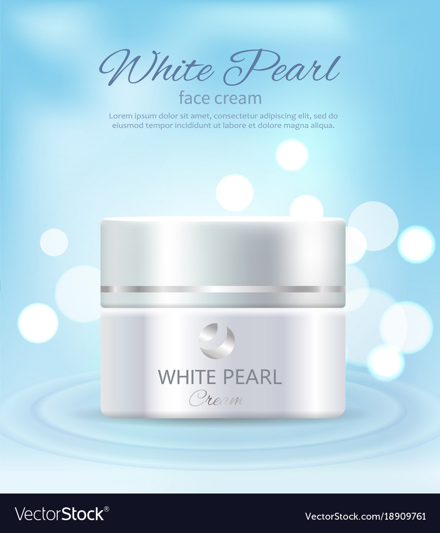 pearl face cream