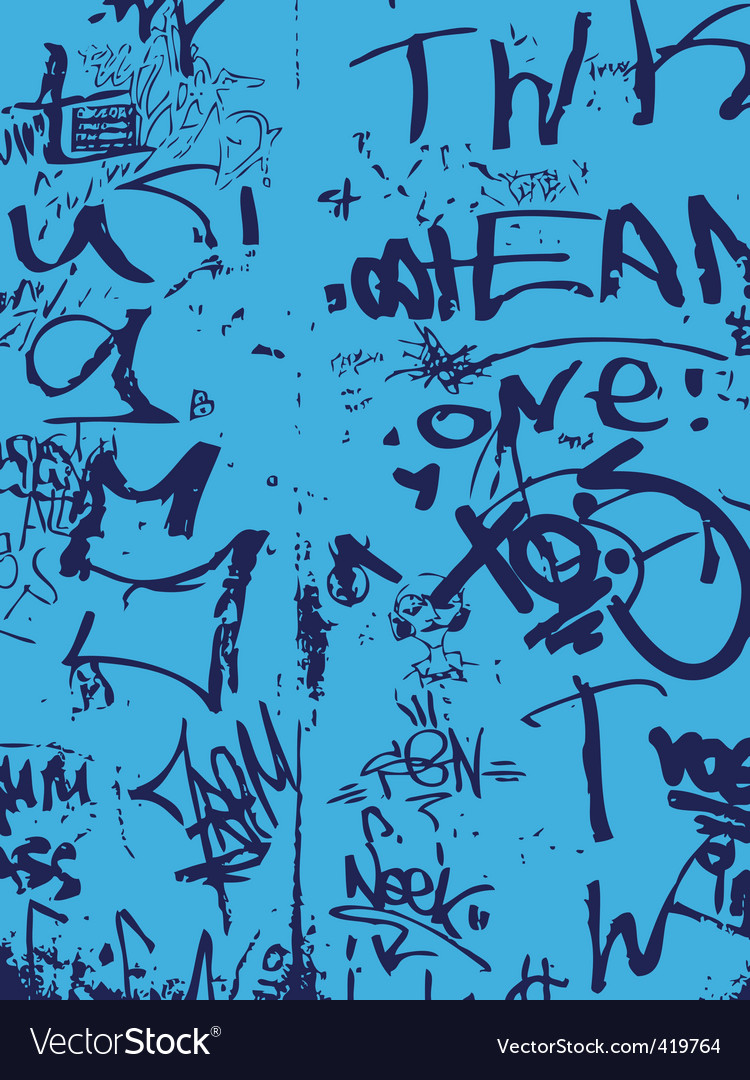 Graffiti wall vector free - Graffiti Wall Vector Image