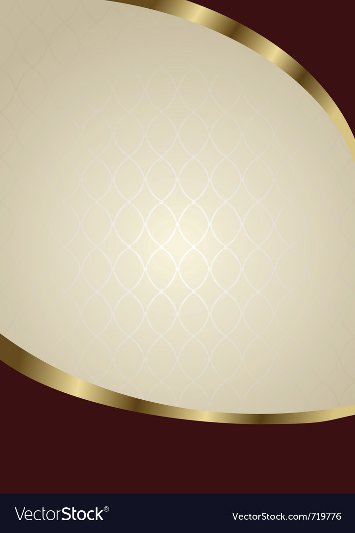 Web template background vector image