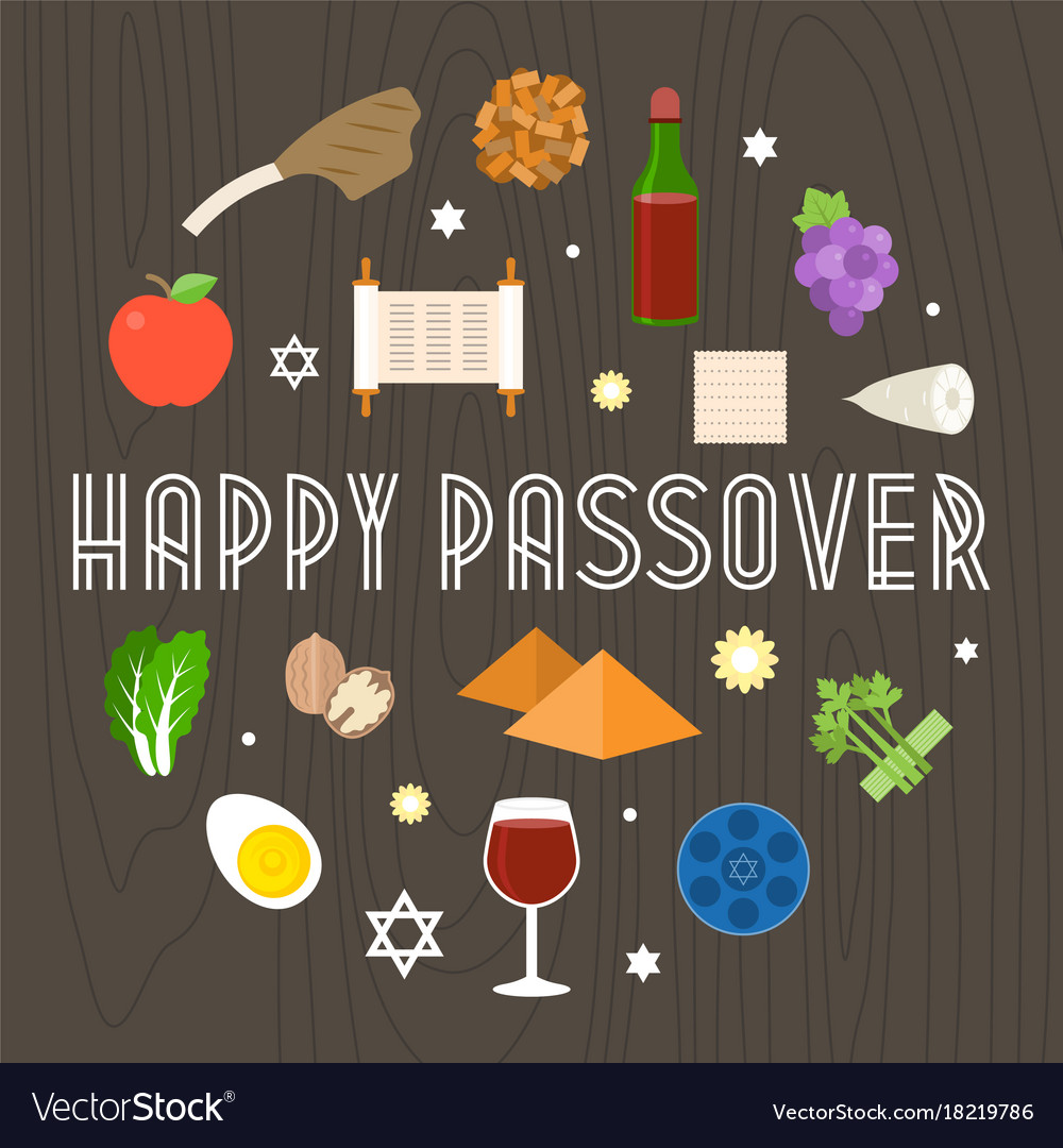 How is the date for passover determined in Perth