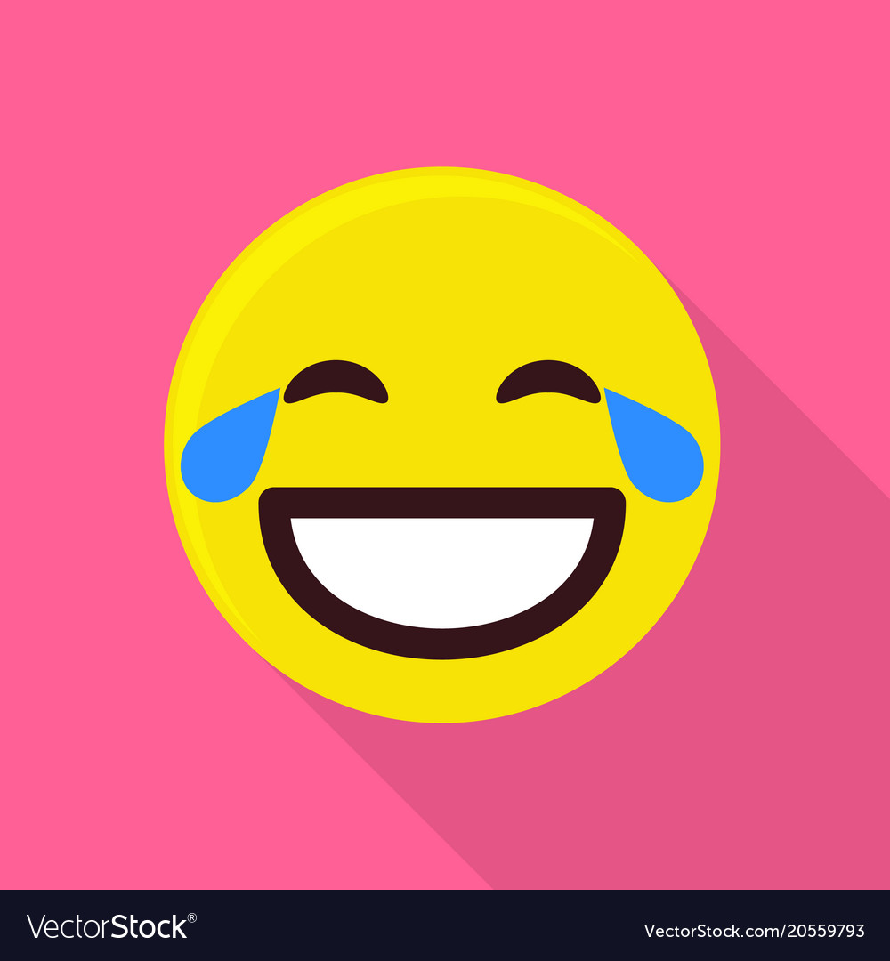 how to make a laughing emoticon