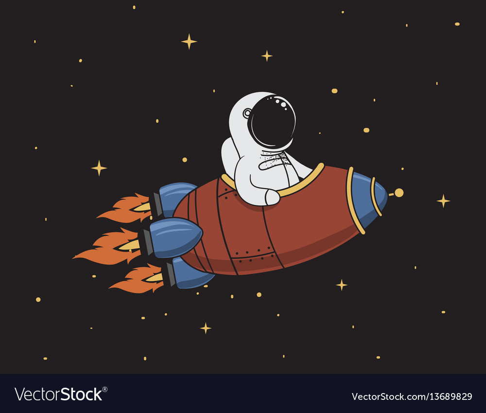 astronaut in space rocket - photo #11