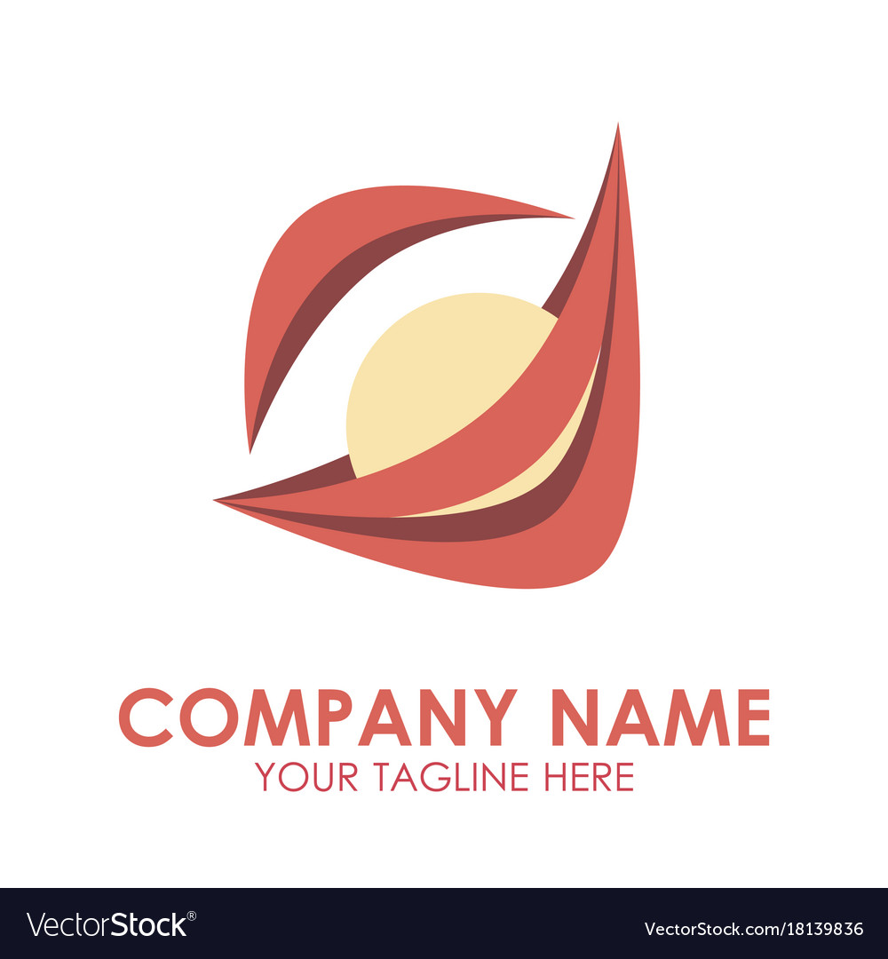 Logo design business abstract icon symbol graphic vector image