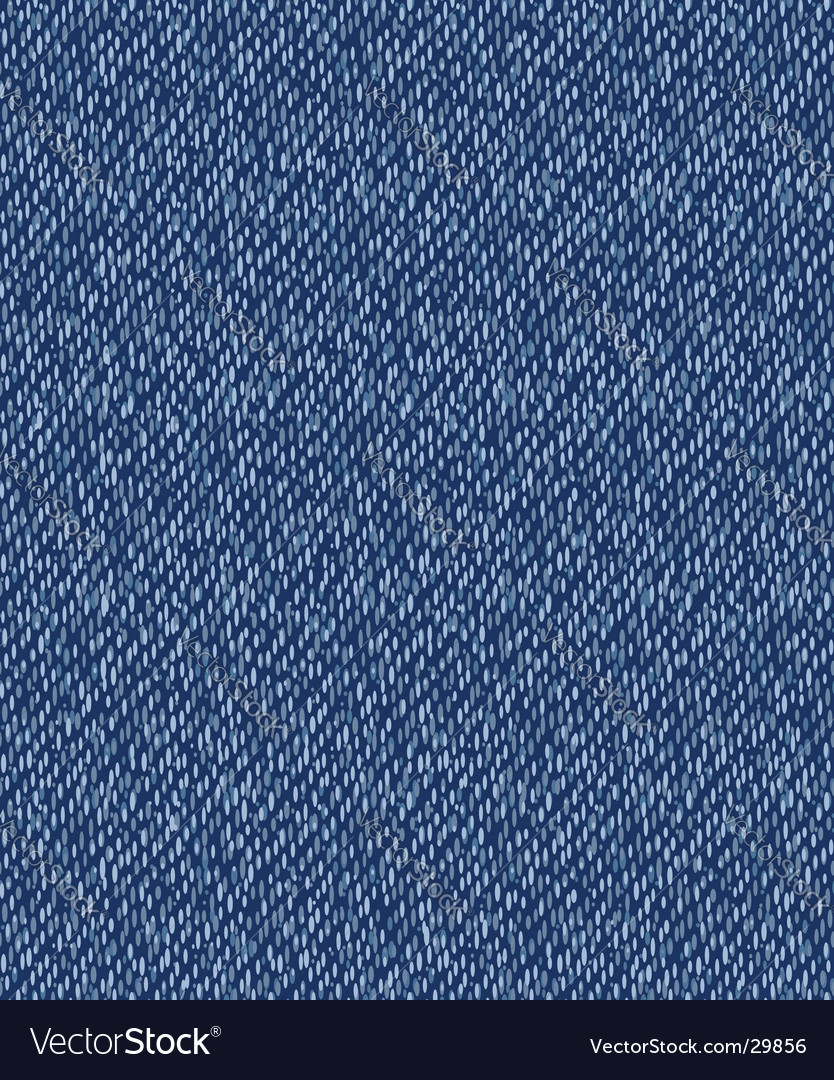 Denim vector image