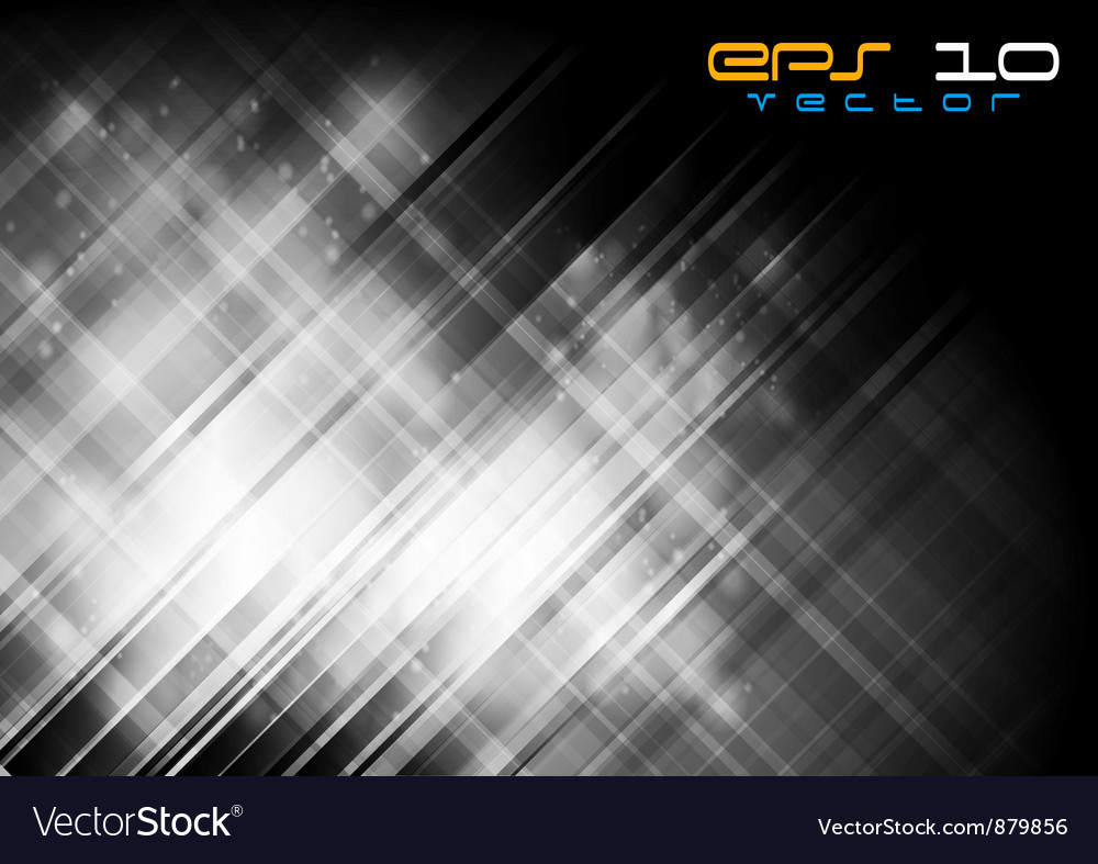 Dark design vector image