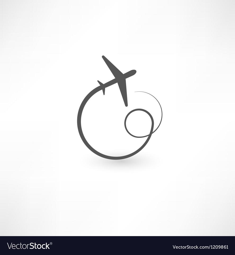 Airplane symbols royalty free vector image vectorstock airplane symbols vector image buycottarizona Gallery