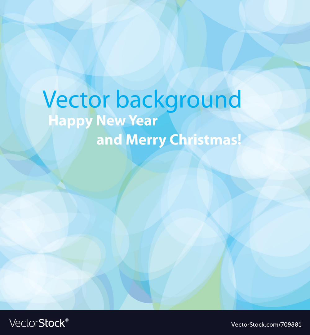 Modern soft background vector image