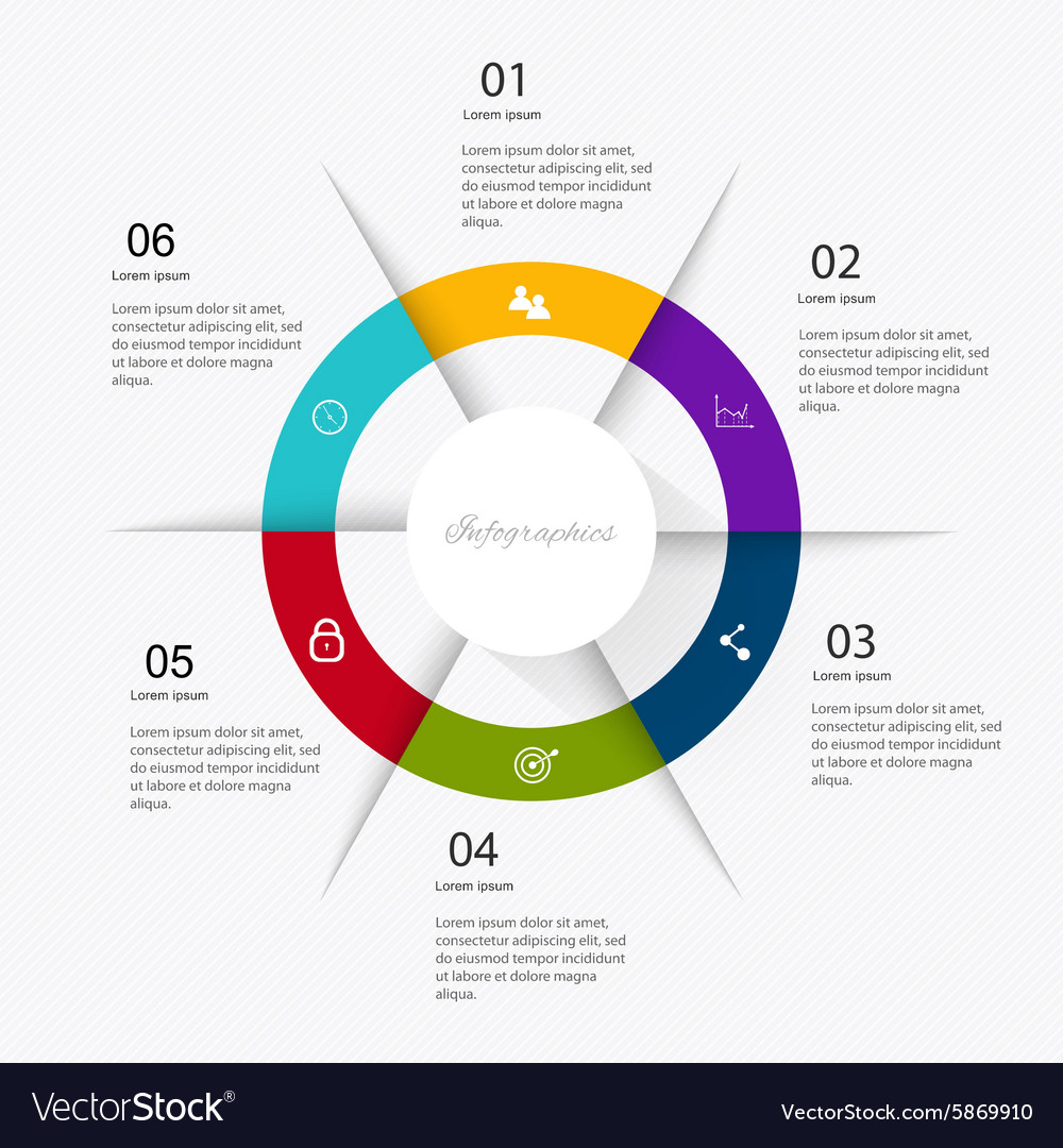 Business data market elements dot bar pie charts vector image nvjuhfo Image collections
