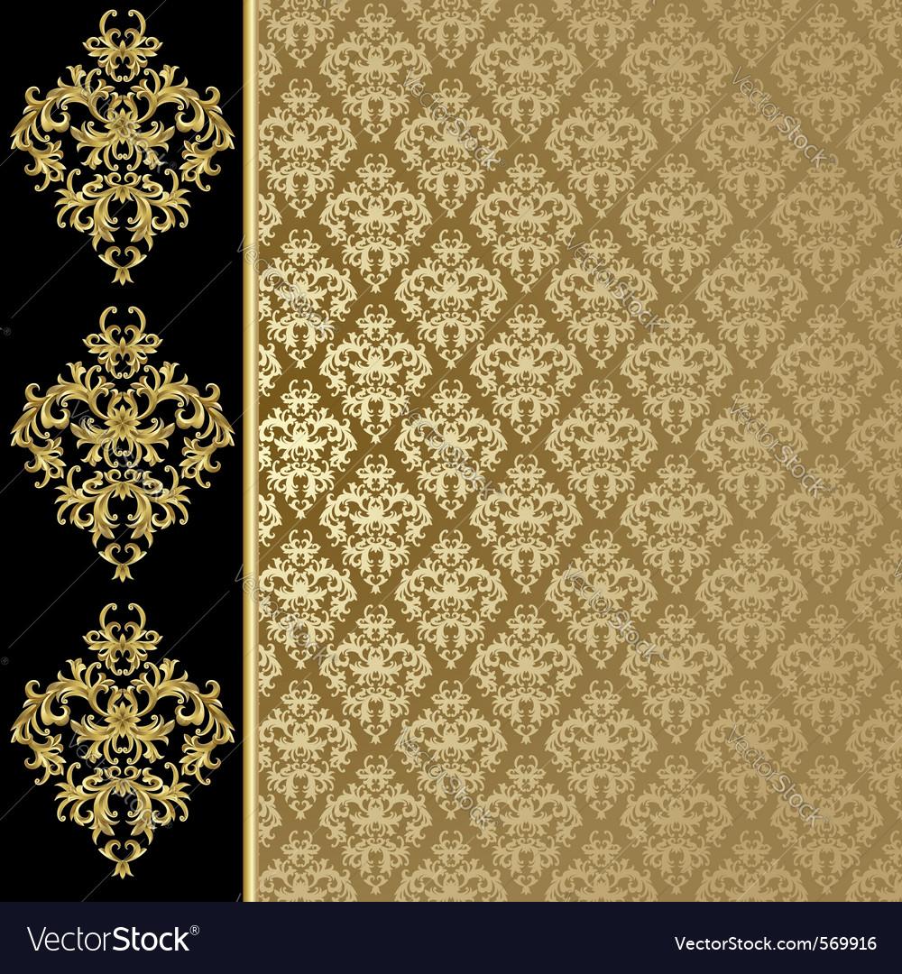 wallpaper vintage vector design background