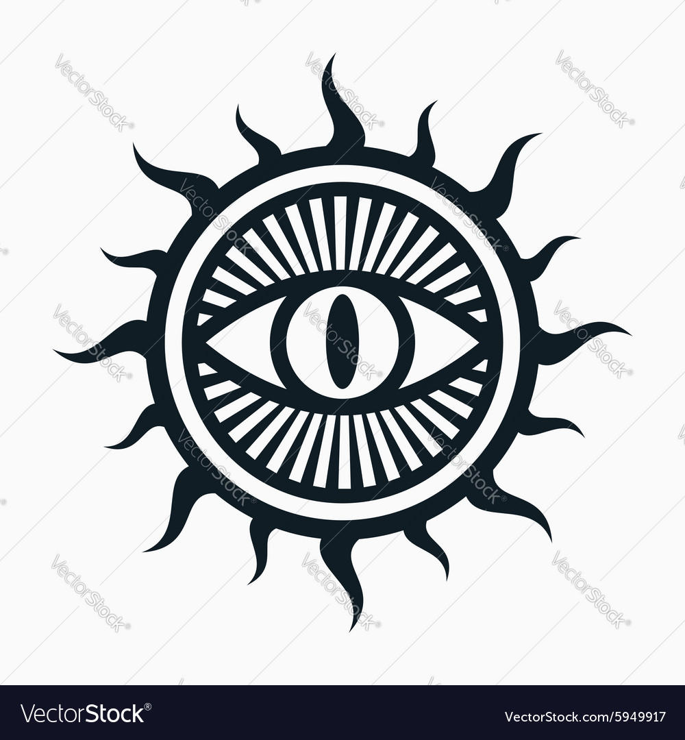 Occult symbol royalty free vector image vectorstock occult symbol vector image biocorpaavc