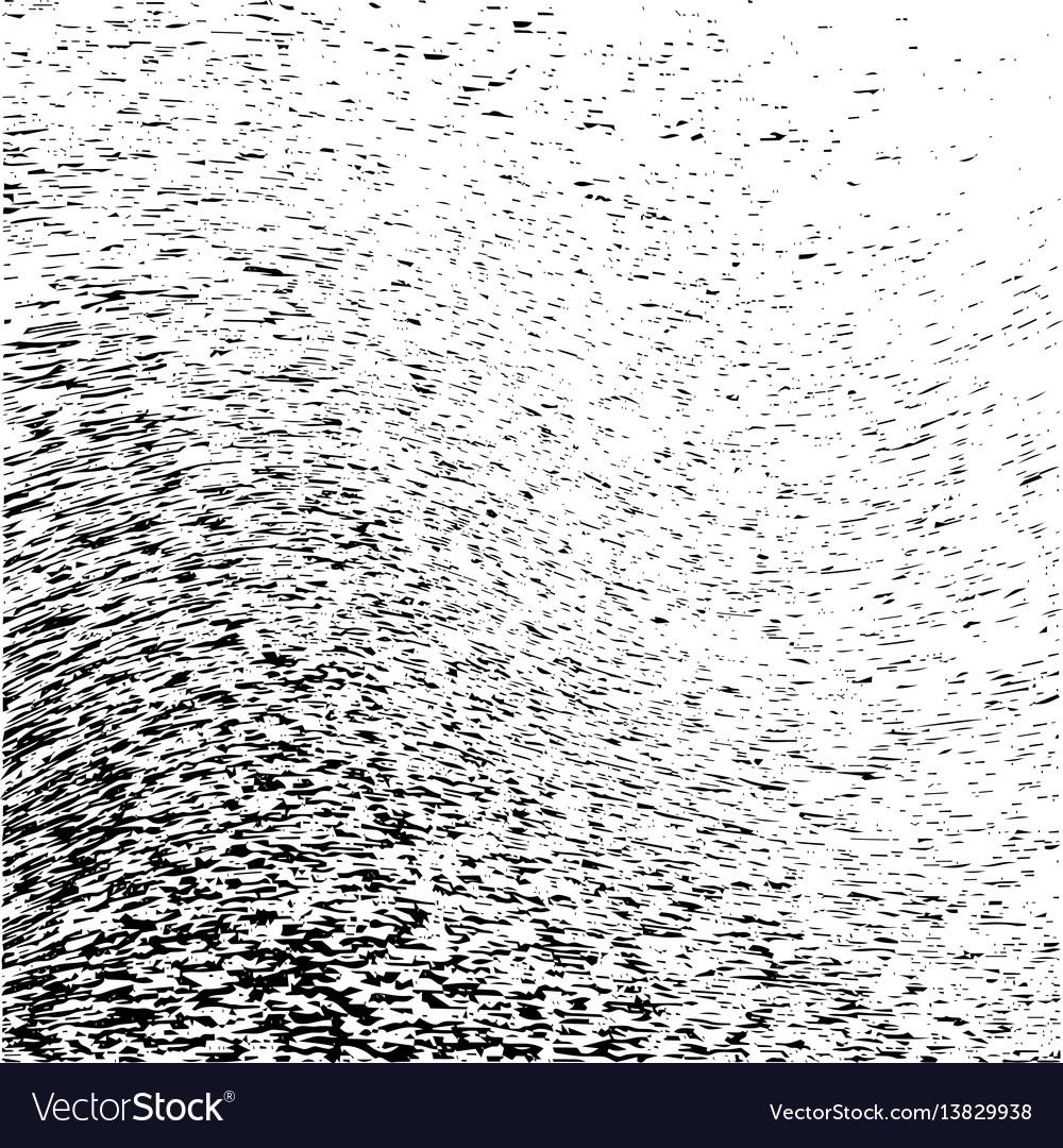 Black overlaying grunge background vector image