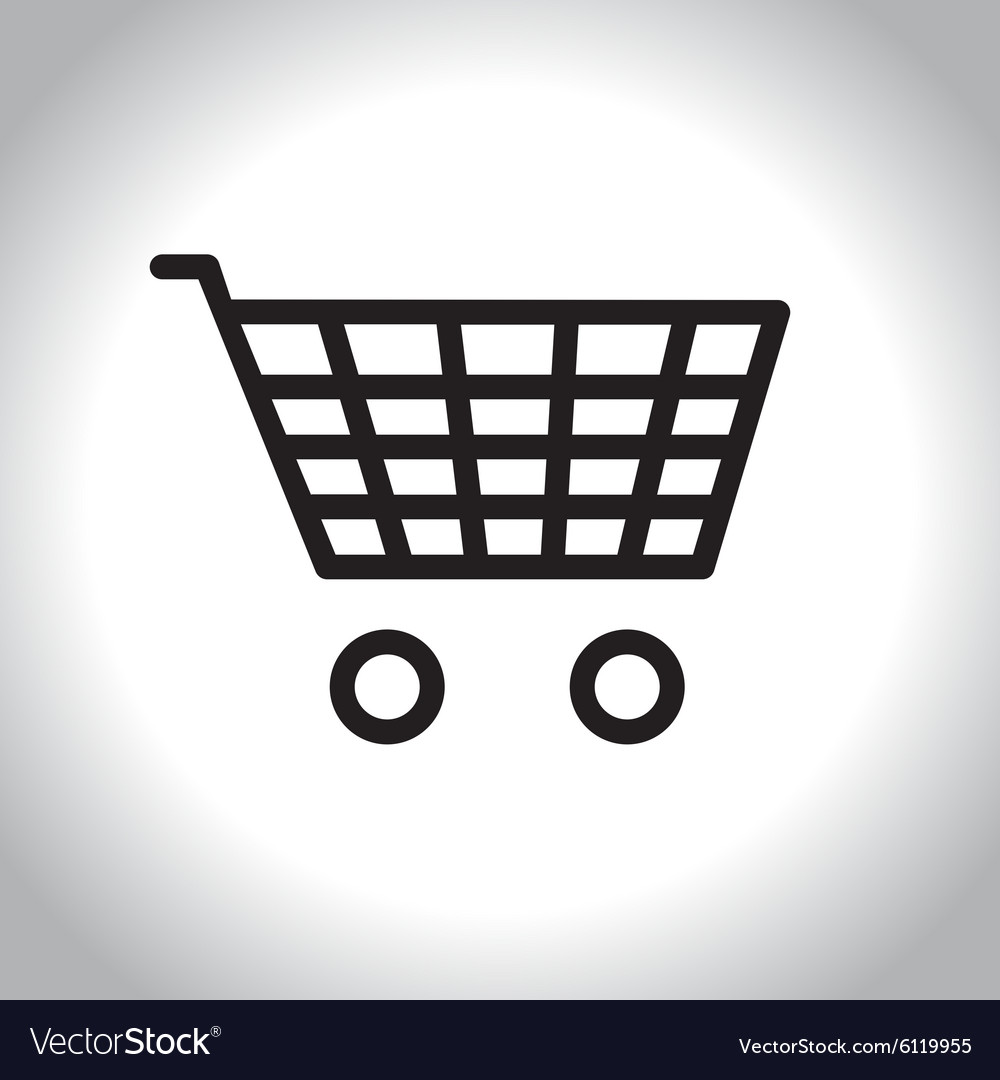 Icon e commerce vector image