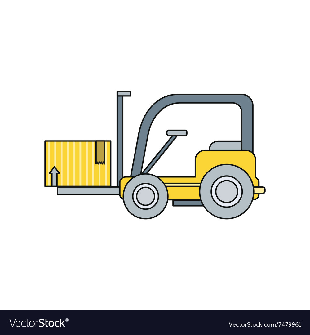 Stackers Icon Design Style Flat vector image