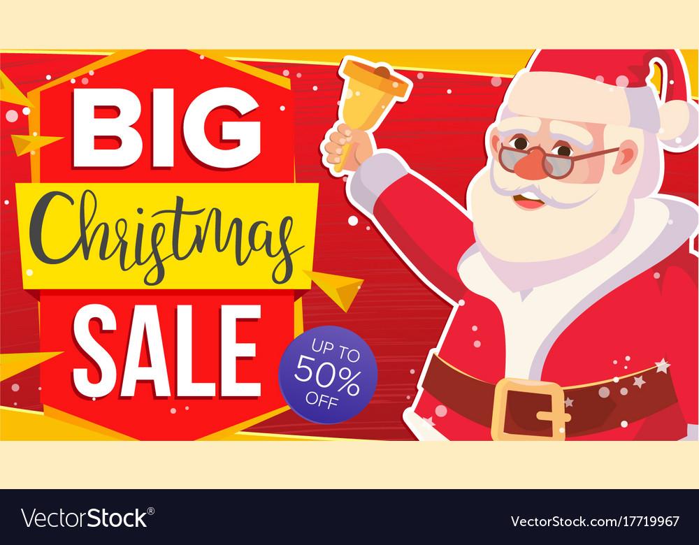 christmas sale banner