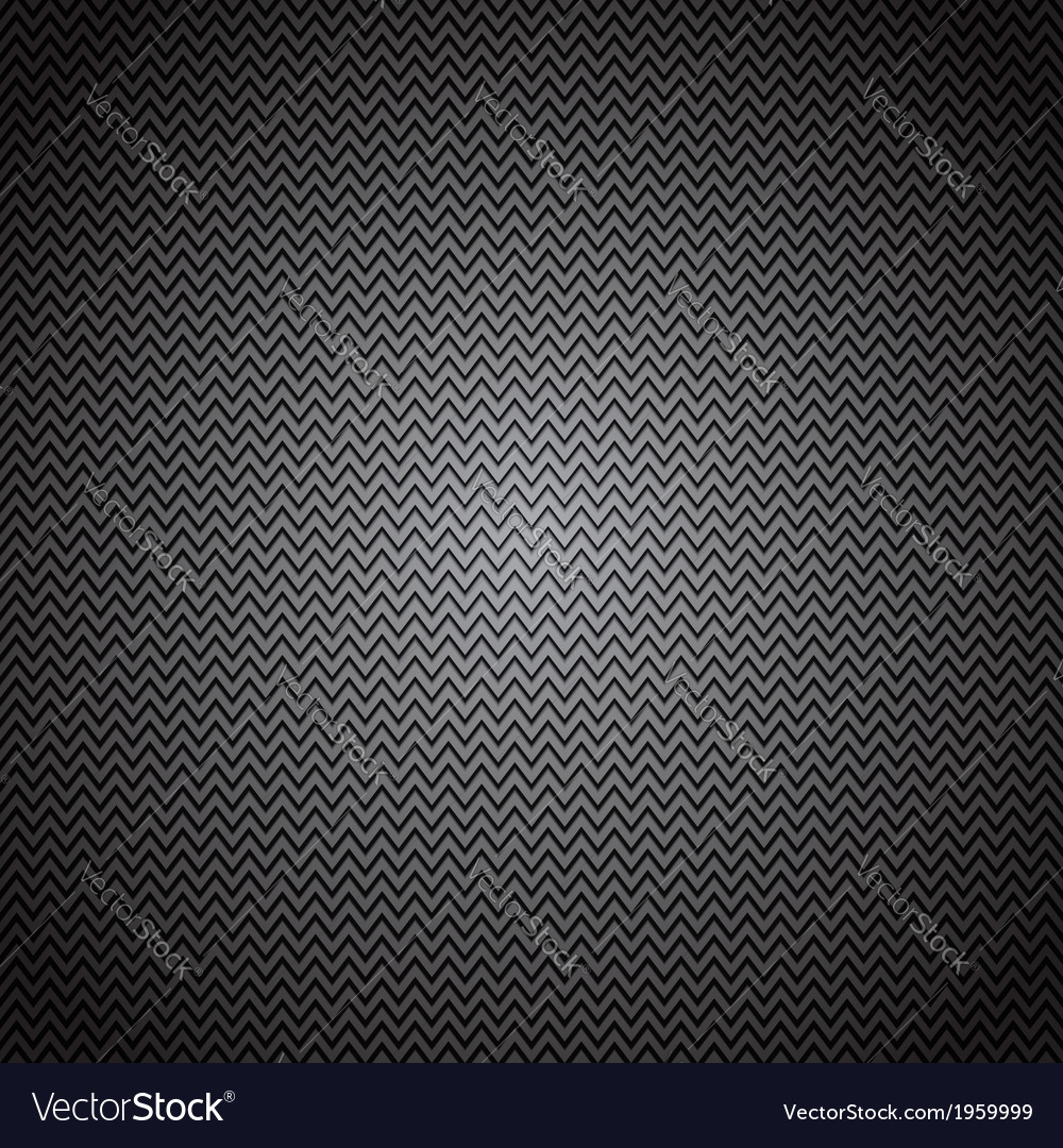 Carbon Metallic Texture 3 vector image