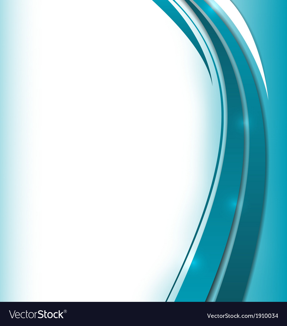 Shiny blue background trendy colorful card