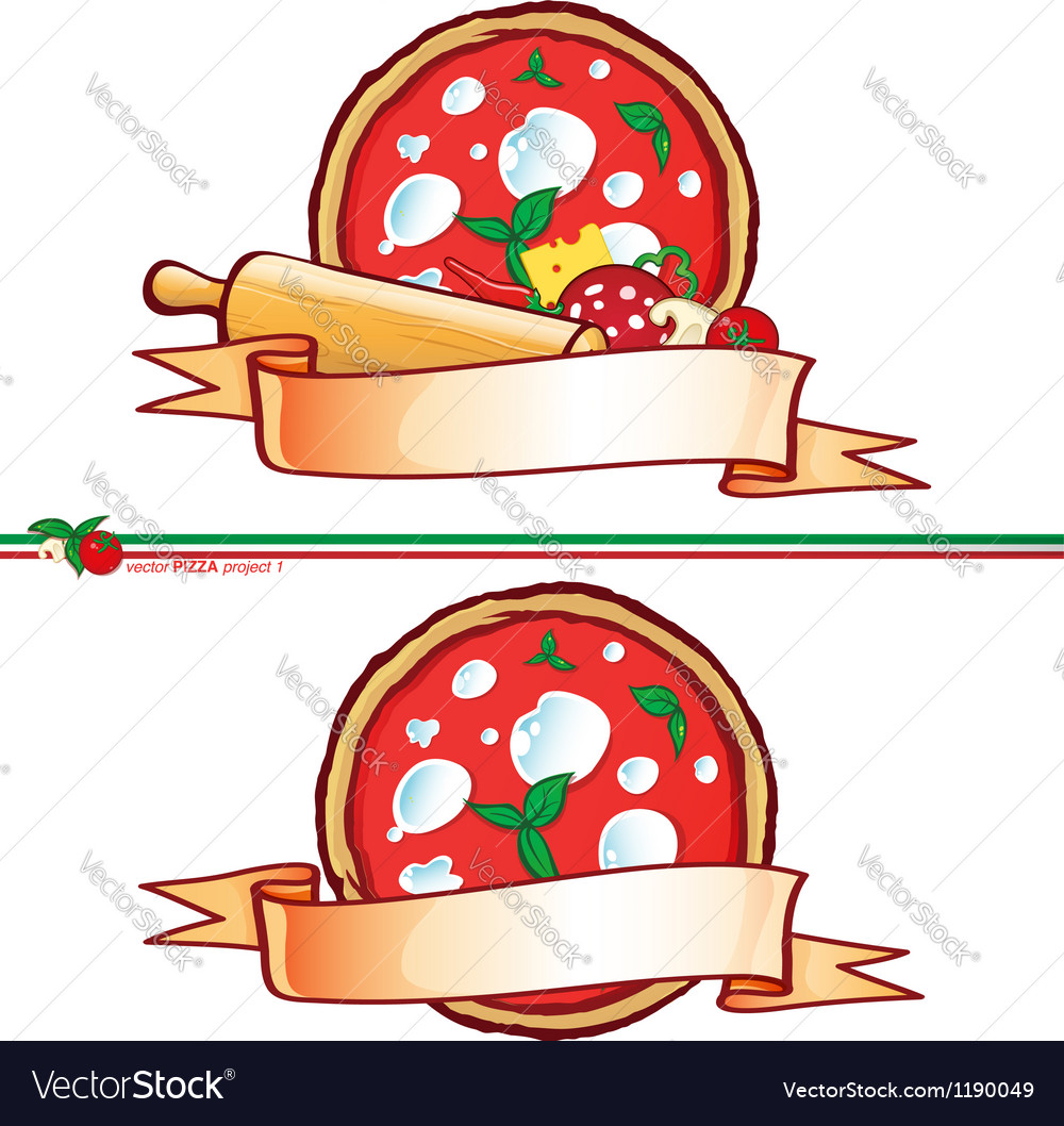 Pizza 1 vector