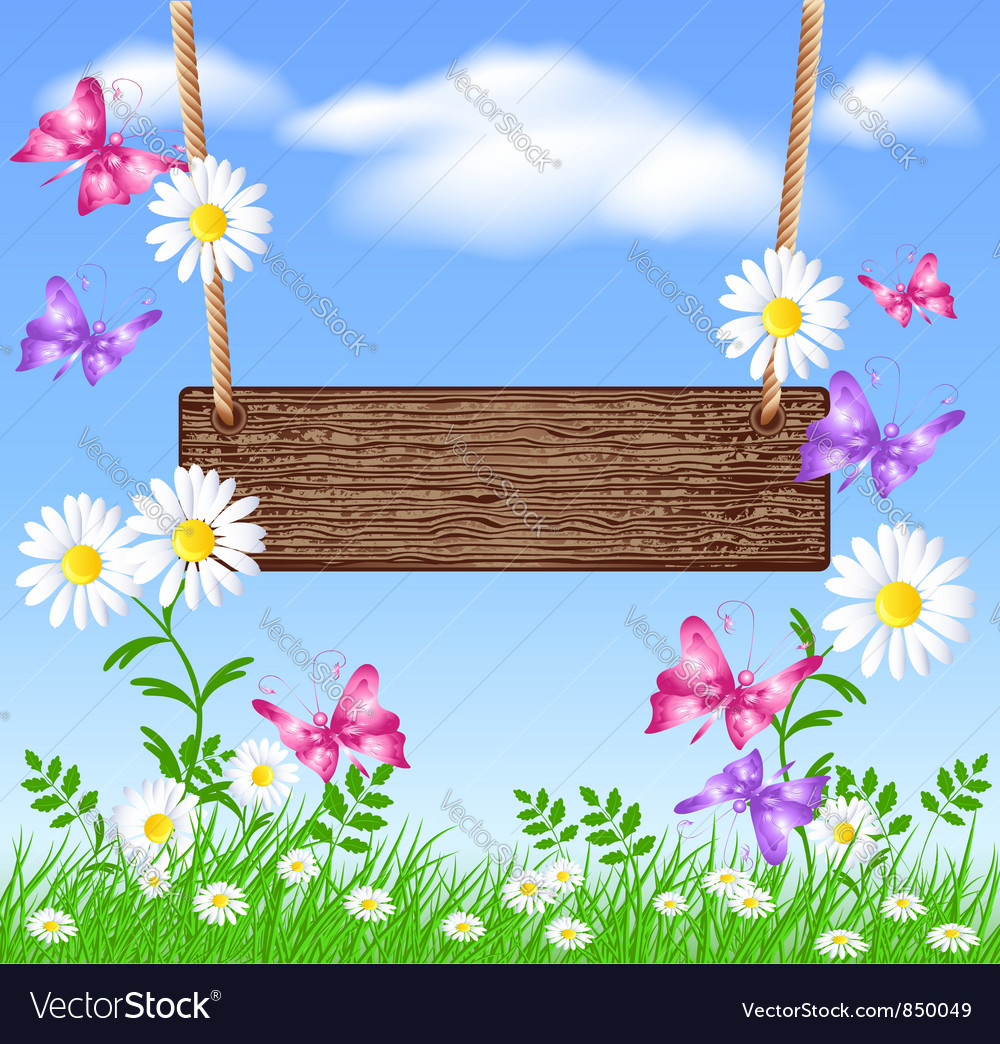 Spring swing vector
