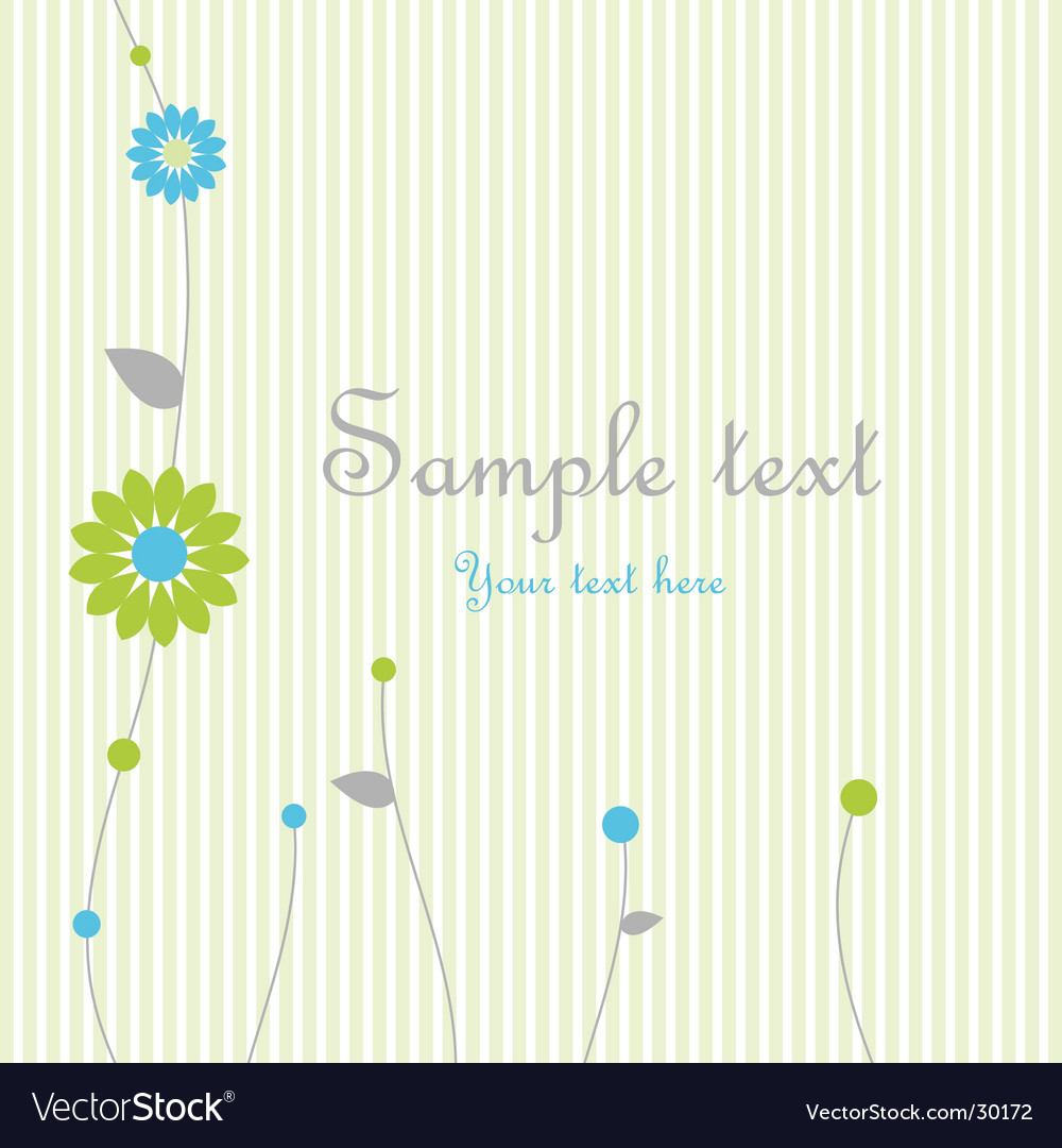 greeting card free vector by leonart  free download, Greeting card