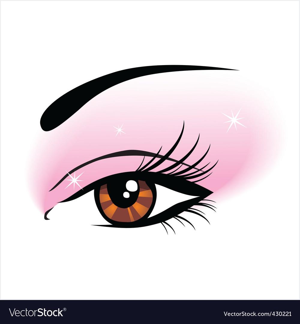 Eye Makeup Clip Art – Clipart Download