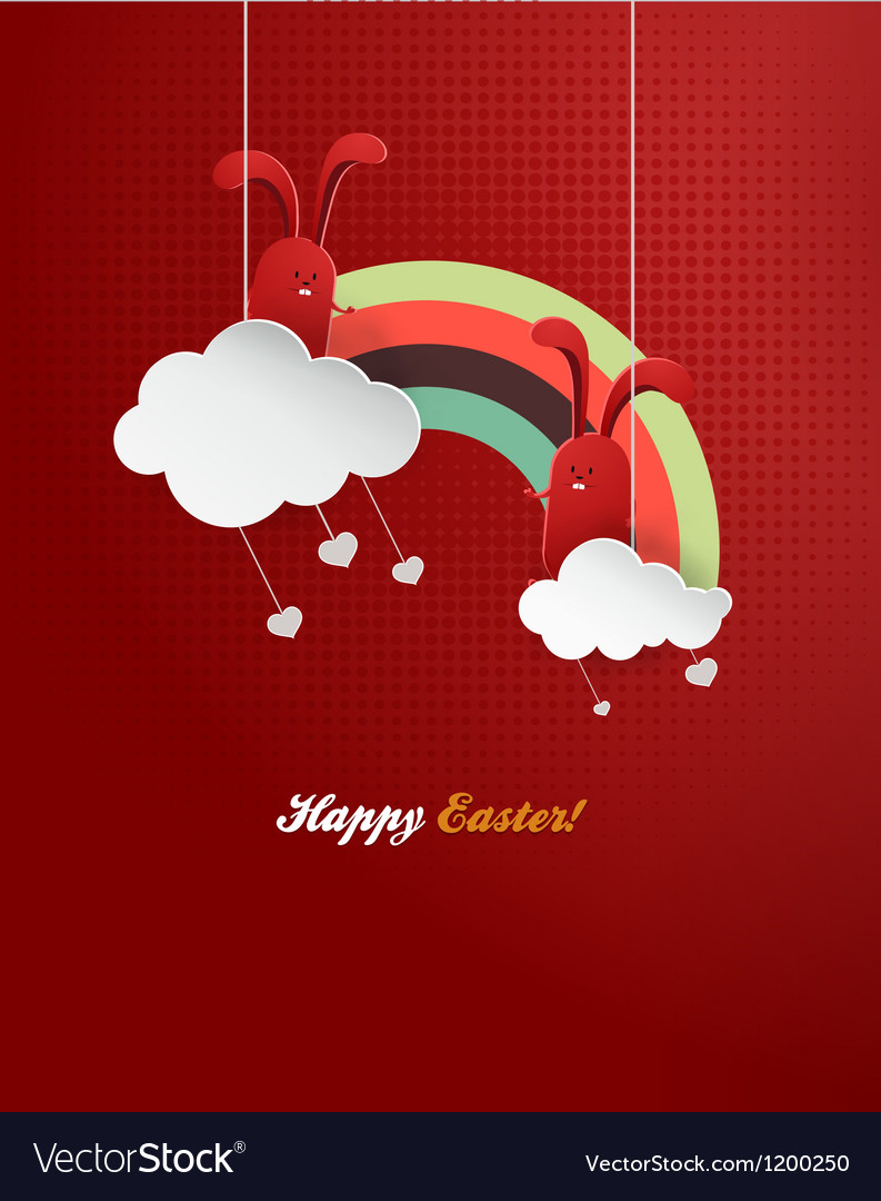 Free easter vector